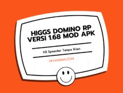 Higgs Domino RP Versi 1.68 Mod APK X8 Speeder Tanpa Iklan