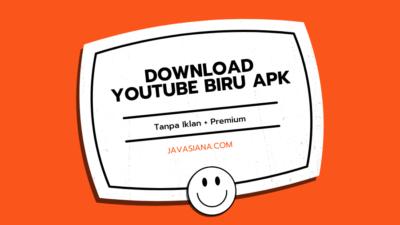 Youtube Biru APK v16.40.36 Premium Unlock Tanpa Iklan
